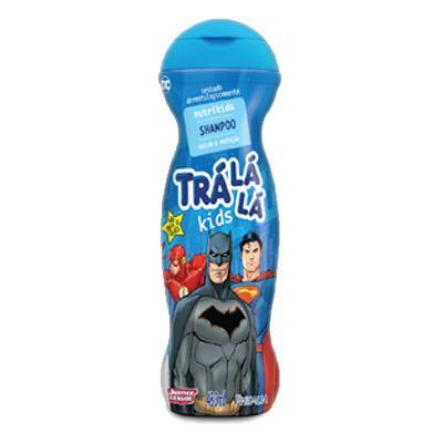 Imagem 1 do produto Shampoo Infantil Trá Lá Lá Nutrikids 480ml -