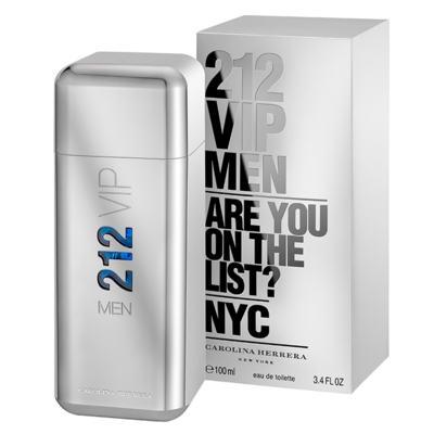 Imagem 2 do produto 212 Vip Men Carolina Herrera - Perfume Masculino - Eau de Toilette - 100ml