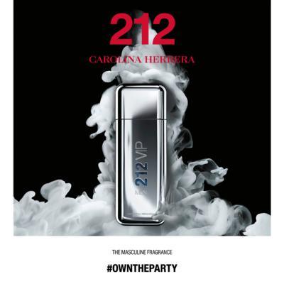Imagem 4 do produto 212 Vip Men Carolina Herrera - Perfume Masculino - Eau de Toilette - 50ml