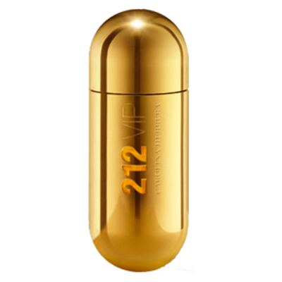 Imagem 1 do produto 212 Vip Carolina Herrera - Perfume Feminino - Eau de Parfum - 80ml