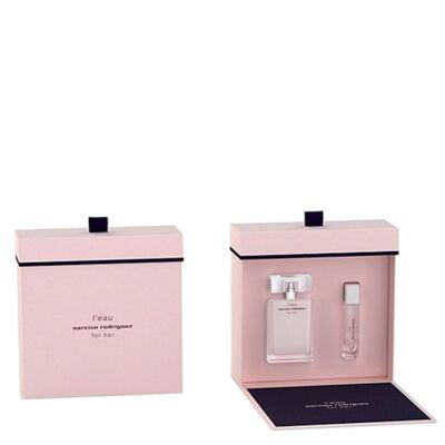 L'eau For Her Narciso Rodriguez - Feminino - Eau de Toilette - Perfume + Miniatura - Kit