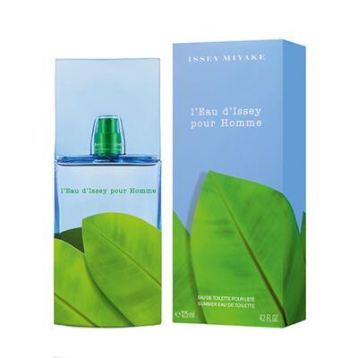 Imagem 1 do produto L'eau D'issey Summer pour Homme Issey Miyake- Perfume Masculino - Perfume Masculino - Eau de Toilette - 125ml