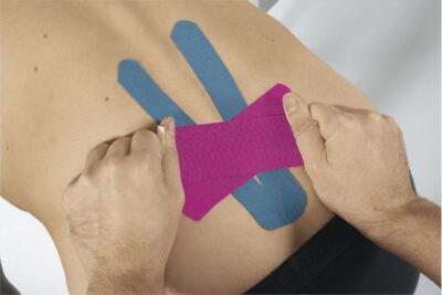 Imagem 7 do produto Leukotape 5 cm  X 5 m Rosa Pink BSN Medical - Leukotape 5 cm X 5 m Rosa Pink BSN Medical