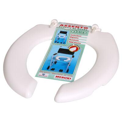 Imagem 1 do produto Assento para Cadeira de Banho Aberto Mebuki