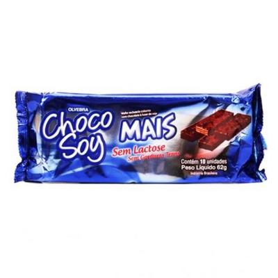 Choco Soy Mais Sem Lactose c/ 10
