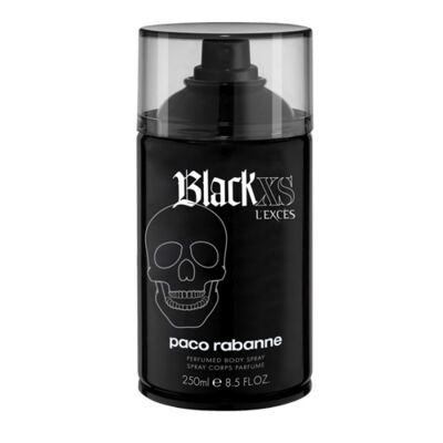 Black Xs L'Excès Paco Rabanne - Body Spray - 250ml