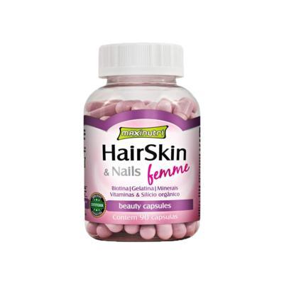 Hair Skin & Nails Femme 90cps - Maxinutri - 90Cps
