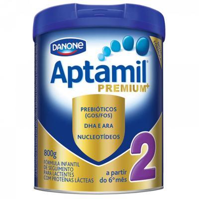 Imagem 1 do produto Aptamil 2 - 800g | Lata