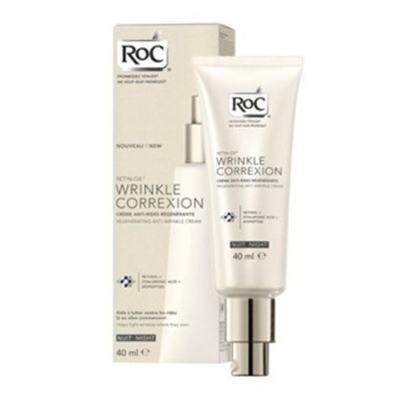 Imagem 2 do produto Retin-Ox Wrinkle Correxion Night Roc - Cuidado Facial Anti-Rugas Noturno - 40ml
