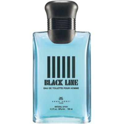 Black Line Arno Sorel - Perfume Masculino - Eau de Toilette - 100ml