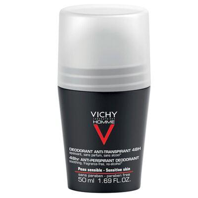 Vichy Homme 48h Vichy - Desodorante Rollon - 50ml
