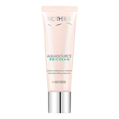 Imagem 1 do produto Aquasource BB Cream FPS15 Biotherm - Base Facial - 30ml - Clair