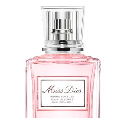 Imagem 2 do produto Miss Dior Silk Body Mist Dior - Body Spray - 100ml