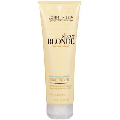 Imagem 2 do produto Kit Shampoo + Condicionador John Frieda Sheer Blonde Lustrous Touch Strengthening - Kit