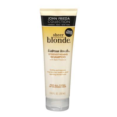 Imagem 3 do produto Kit Shampoo + Condicionador John Frieda Sheer Blonde Lustrous Touch Strengthening - Kit