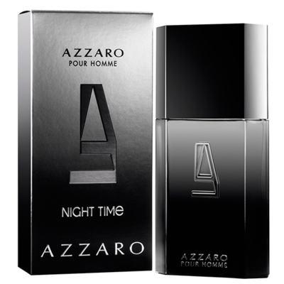 Imagem 2 do produto Azzaro Night Time Azzaro - Perfume Masculino - Eau de Toilette - 30ml