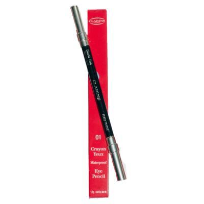 Imagem 4 do produto Crayon Yeux Waterproof Clarins - Lápis para Olhos - 011 - Noir Black