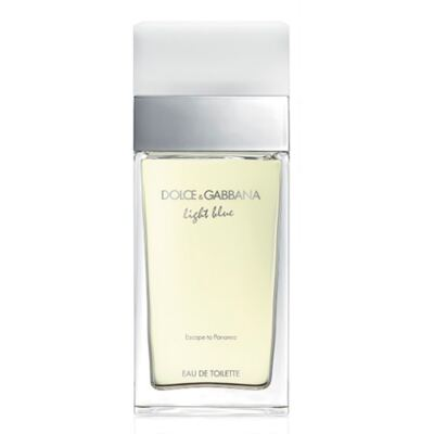 Light Blue Escape to Panarea Dolce & Gabbana - Perfume Feminino - Eau de Toilette - 50ml