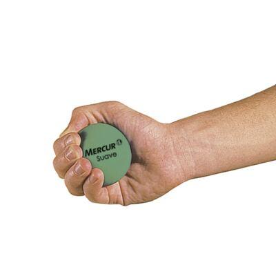 Imagem 1 do produto BOLA FISIOBOL SUAVE VERDE BC0140 MERCUR