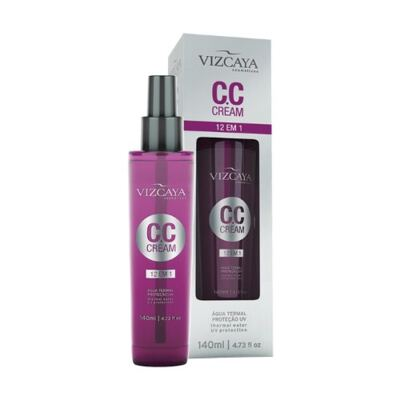 Imagem 1 do produto Vizcaya CC Cream 12 em 1 - Tratamento Reconstrutor - 140ml