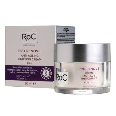 Imagem 3 do produto Roc Pro Renove Creme Antiidade - Roc Pro Renove Creme Antiidade 50ml