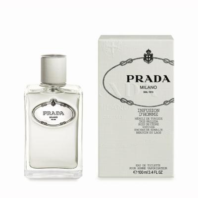 Prada Infusion D´Homme Prada - Perfume Masculino - Eau de Toilette - 50ml