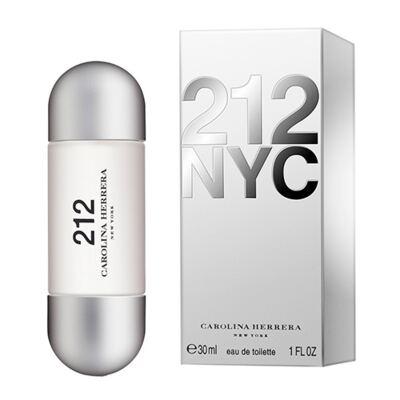 Imagem 2 do produto 212 NYC Carolina Herrera - Perfume Feminino - Eau de Toilette - 30ml
