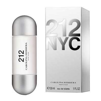 Imagem 3 do produto 212 NYC Carolina Herrera - Perfume Feminino - Eau de Toilette - 30ml