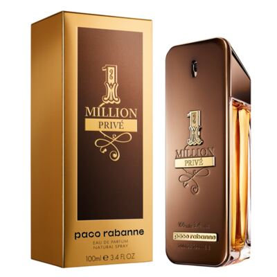 Imagem 2 do produto 1 Million Privé Paco Rabanne - Perfume Masculino - Eau de Parfum - 100ml