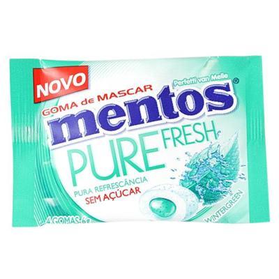 Goma De Mascar Mentos Pure Fresh - Wintergreen | 6g