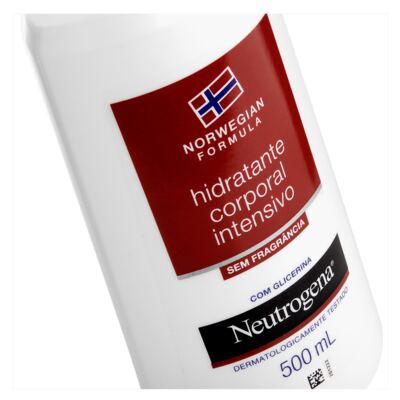 Imagem 2 do produto Norwegian Formula sem Fragrância Neutrogena - Hidratante Corporal Intensivo - 500ml