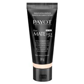 Base Líquida Payot - HD Mate - Claro 1