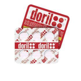 Doril - 6 comprimidos