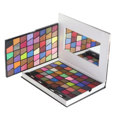 Imagem 3 do produto Jasmyne 96 Itens Jasmyne - Estojo de Maquiagem - estojo