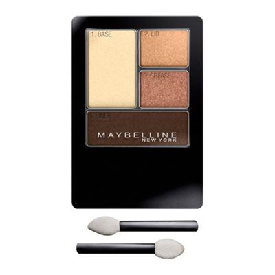 Expert Wear Quad Maybelline - Paleta de Sombras - Sunlit Bronze