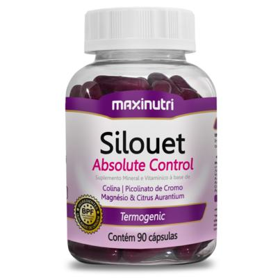 Silouet Absolute Control 90Cps - Maxinutri - 90Cps