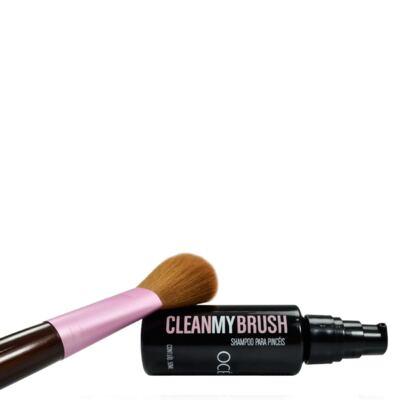 Imagem 2 do produto Clean My Brush Shampoo para Pincéis Océane - Limpador de Pincéis - 50ml