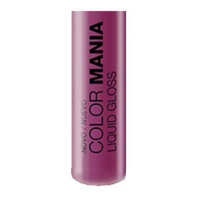Imagem 4 do produto Color Mania Liquid Gloss Maybelline - Gloss - 425 - Voluptuous Grape