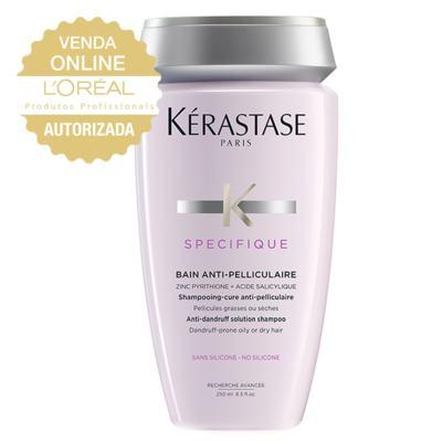 Imagem 1 do produto Kérastase Spécifique Bain Antipelliculaire - Shampoo - 250ml