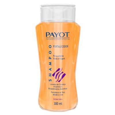 Payot Levedo de Cerveja e Vitamina E - Shampoo Sem Sal - 300ml