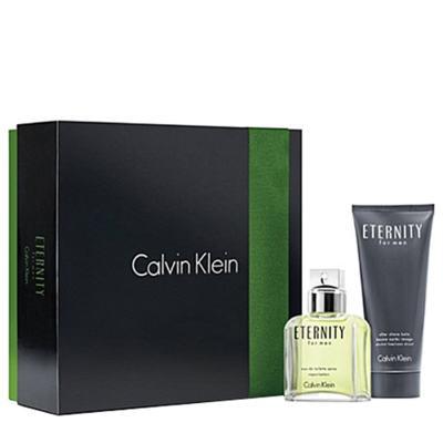 Ck Eternity Calvin Klein - Masculino - Eau de Toilette - Perfume + Loção Pós Barba - Kit
