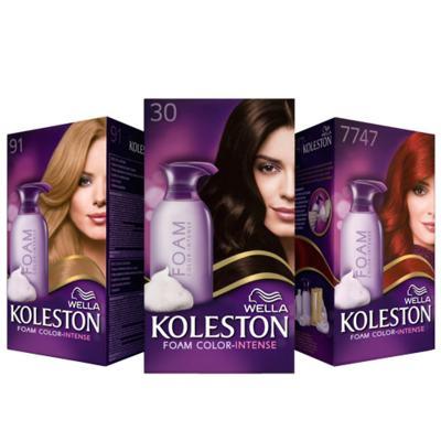 Imagem 1 do produto Tintura para os Cabelos Koleston Espuma - 5546 - Amora