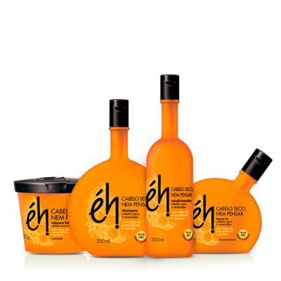 Imagem 2 do produto Éh Cabelo Seco, Nem Pensar - Shampoo - 300ml