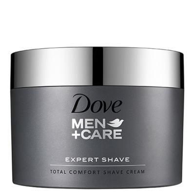Imagem 1 do produto Creme de Barbear Dove Men Care Expert Shave - Total Comfort Shave - 200ml