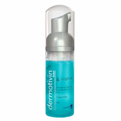 Imagem 1 do produto Dermotivin Original Espuma de Limpeza - Limpeza Facial para Pele Oleosa - 50ml