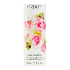 Loção Corporal Yardley  - English Rose Body Lotion - 250ml