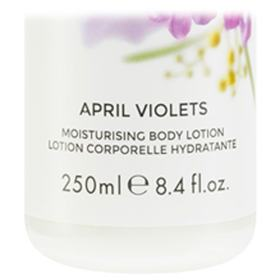 Loção Corporal Yardley  - April Violets Body Lotion - 250ml