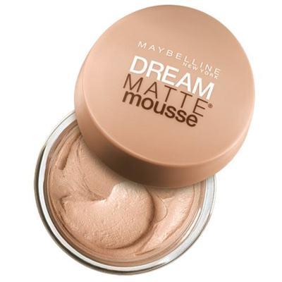 Imagem 1 do produto Dream Matte Mousse Maybelline - Base Facial - Nude