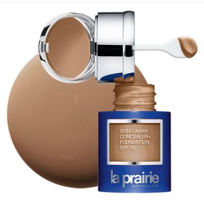Imagem 3 do produto Skin Caviar Concealer + Foundation SPF 15 La Prairie - Base e Corretor - Mocha