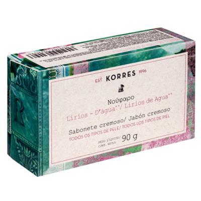 Imagem 2 do produto Sabonete em Barra Korres - Water Lily - 90g
